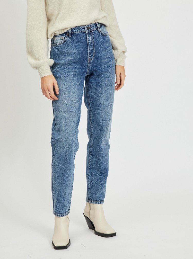 Modré mom fit džíny .OBJECT