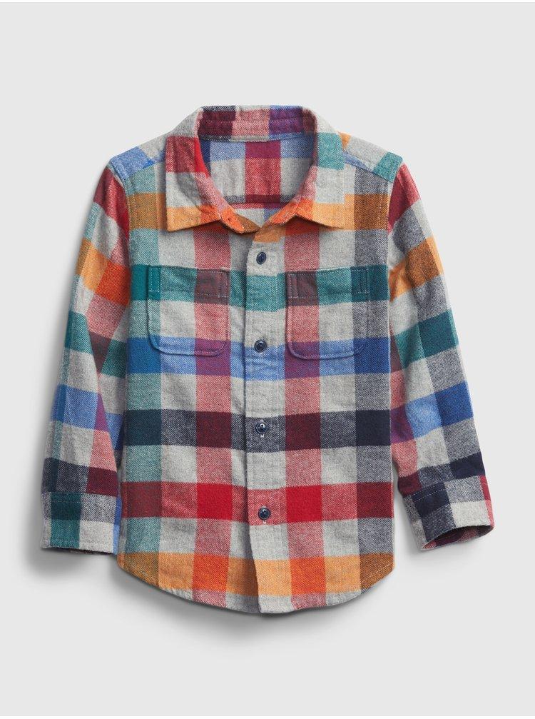 Košeľa GAP Farebná