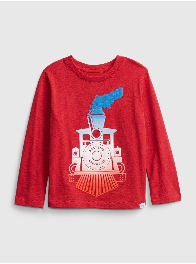 Tričko GAP Červená