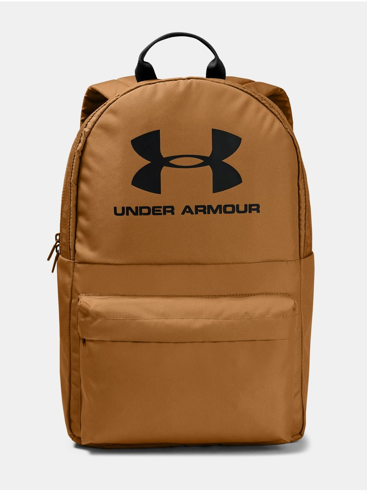 Žlutý batoh Under Armour UA Loudon Backpack