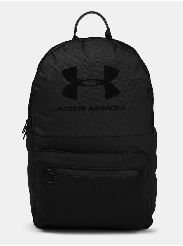 Čierný batoh Under Armour UA Loudon Lux Backpack
