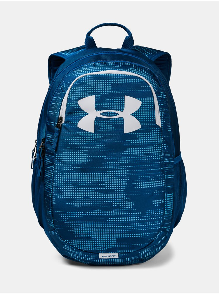 Modrý batoh Under Armour UA Scrimmage 2.0 Backpack