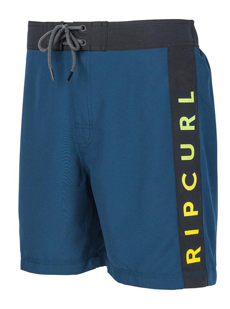 Rip Curl SEMI-ELASTICATED GRA NAVY pánské kraťasové plavky - modrá