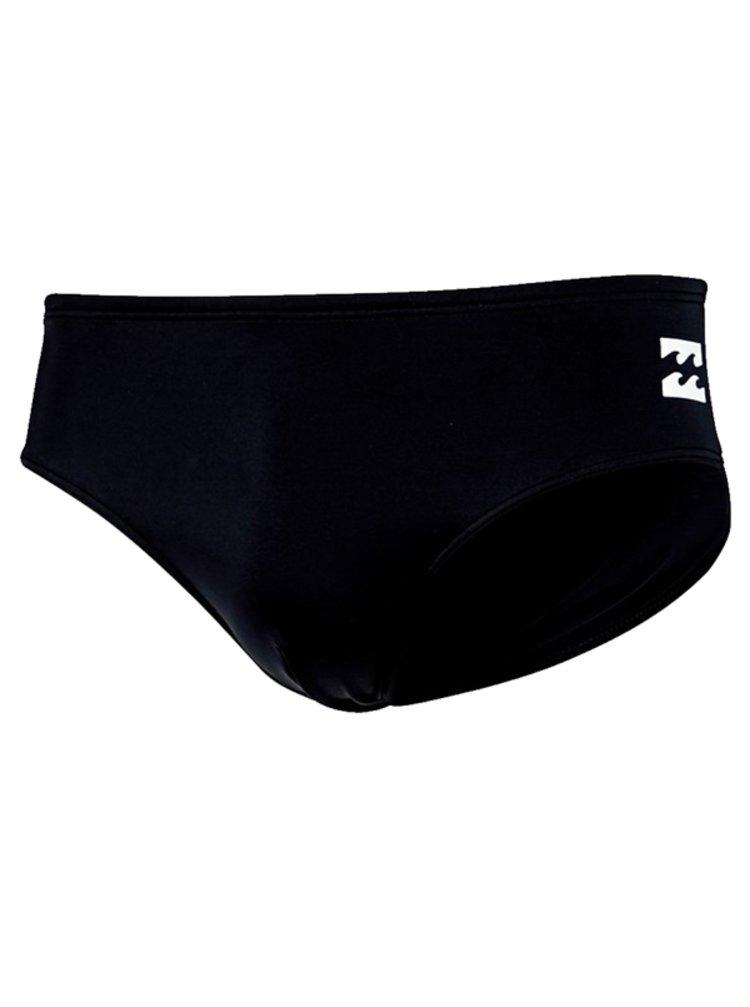 Billabong FONTANA black pánské kraťasové plavky - černá