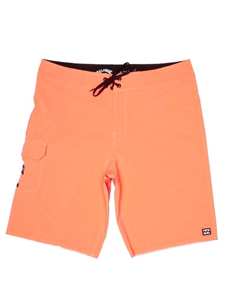 Billabong ALL DAY PRO NEO ORANGE pánské kraťasové plavky - oranžová