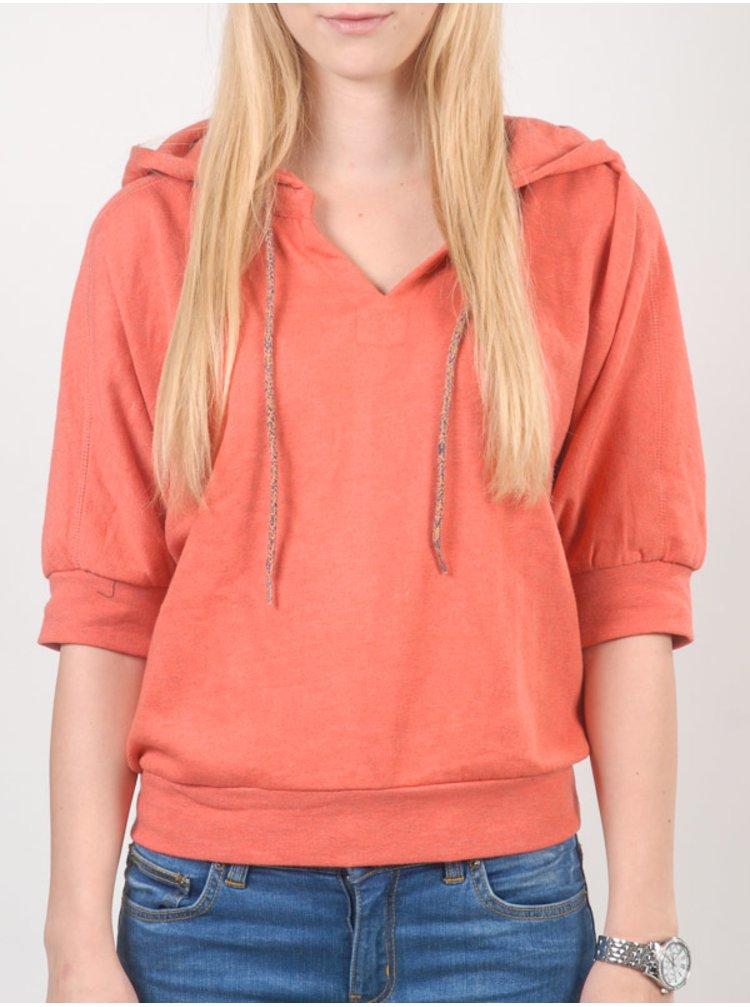 Element DOVER 548 mikina dámská - oranžová