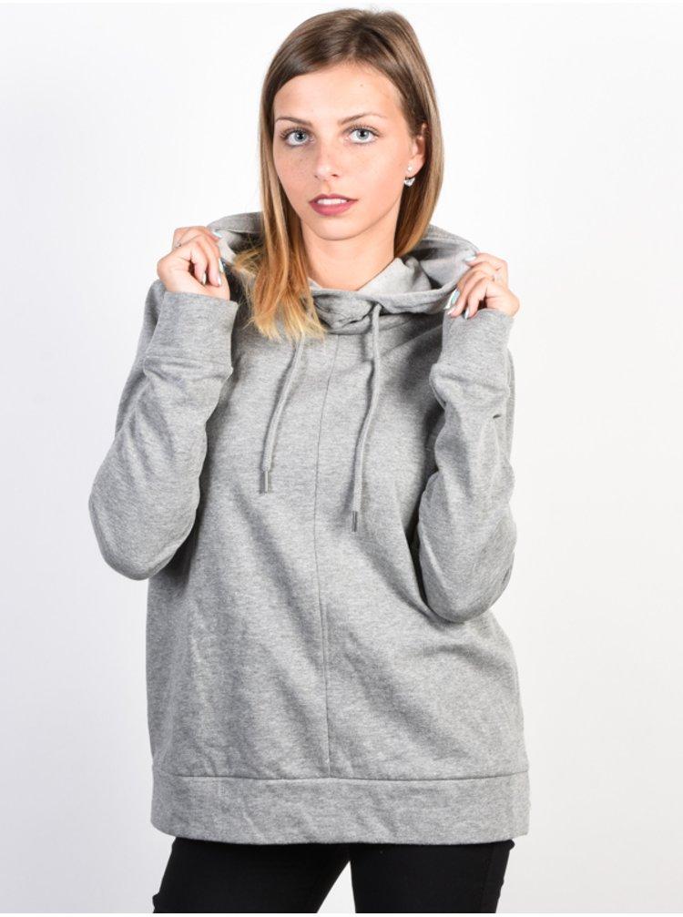 Element ROMEO grey heather mikina dámská - šedá