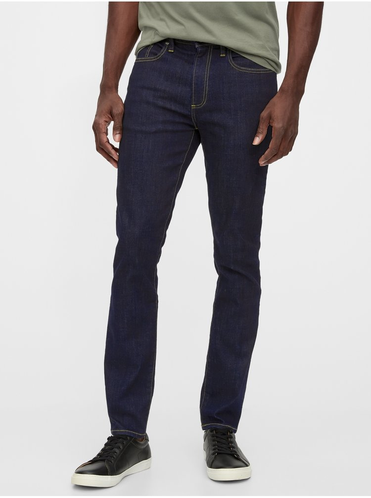 Modré pánské džíny GAP