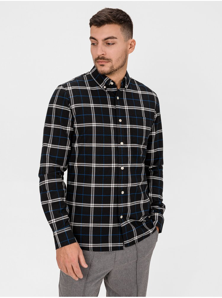 Čierna pánska košeľa GAP