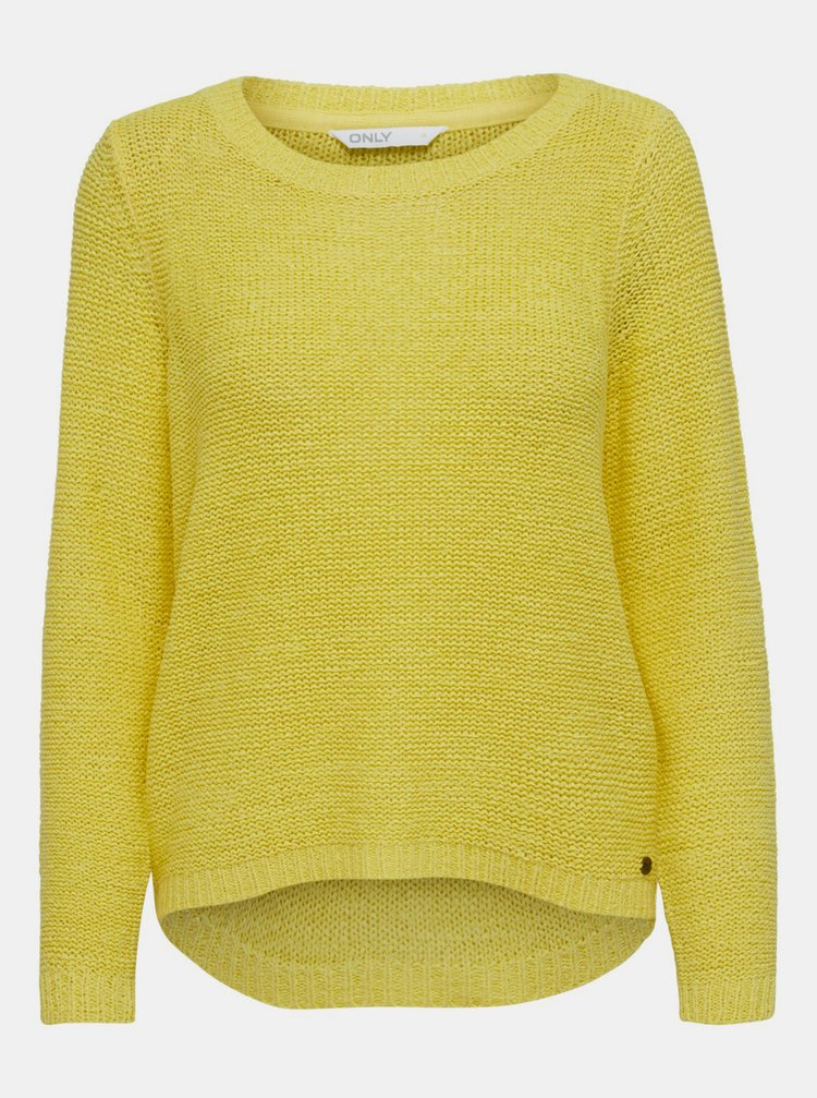 Žlutý svetr ONLY