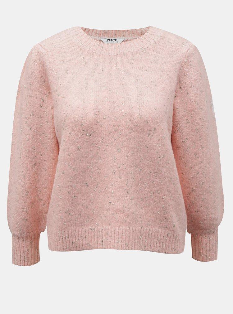 Ružový sveter Dorothy Perkins Petite