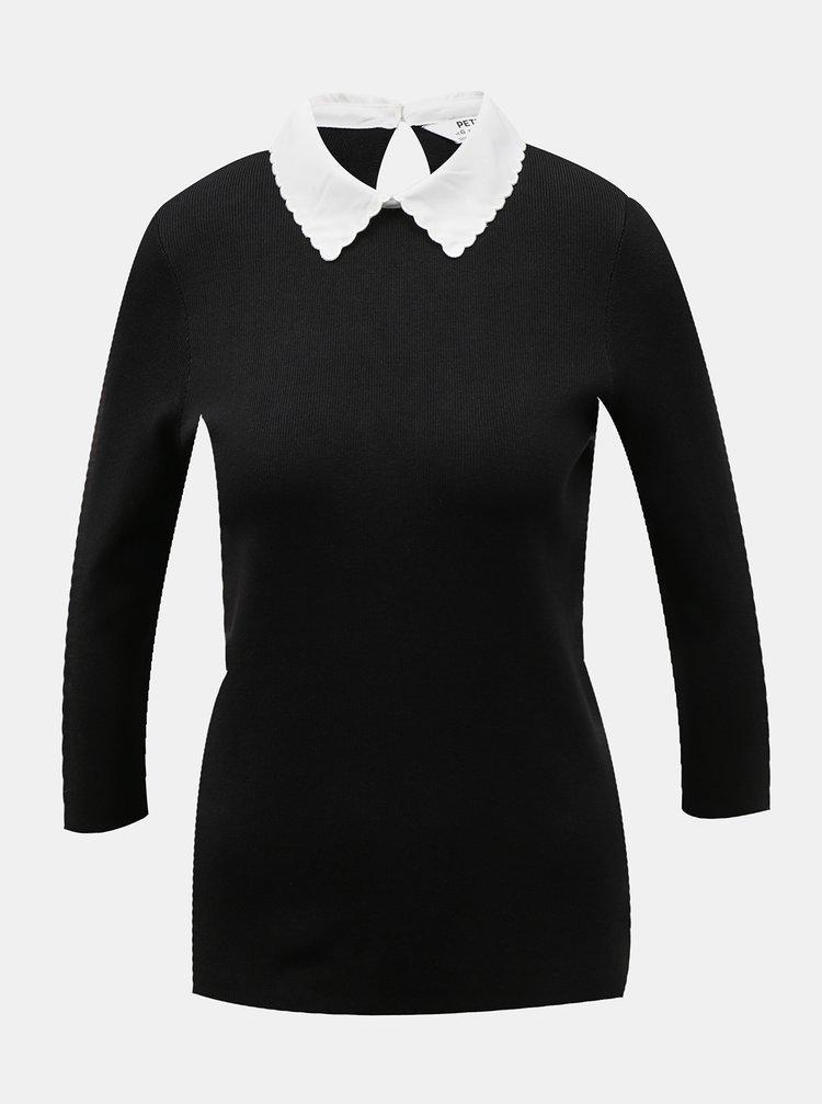Černý  svetr Dorothy Perkins Petite