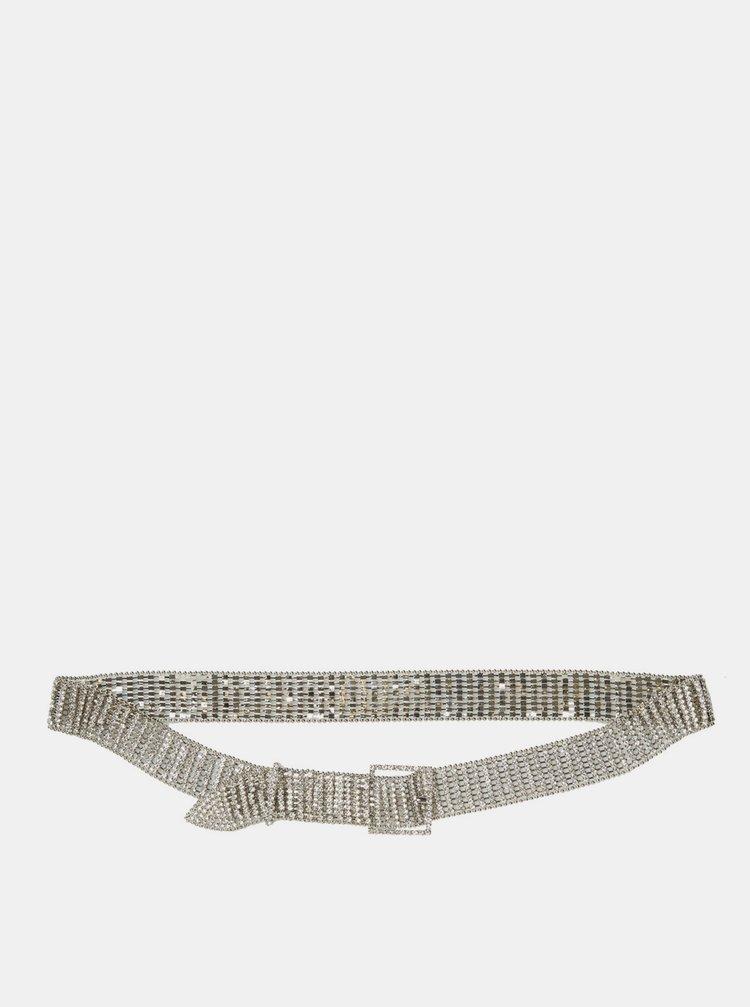Pásek ve stříbrné barvě VERO MODA