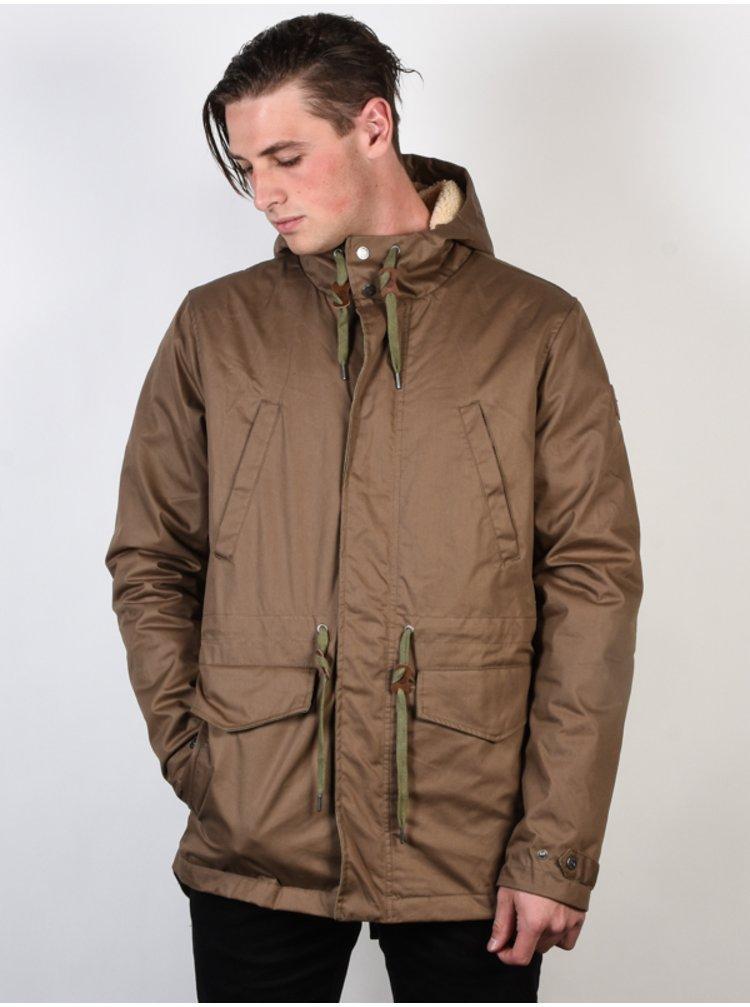 Element ROGHAN CANTEEN GREEN zimní pánská bunda - khaki