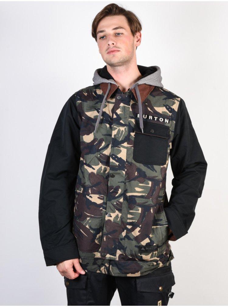 Burton DUNMORE SEERSK/TRUBLK zimní pánská bunda - zelená