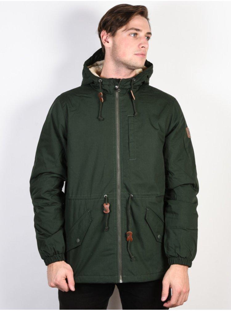 Element STARK OLIVE DRAB zimní pánská bunda - zelená