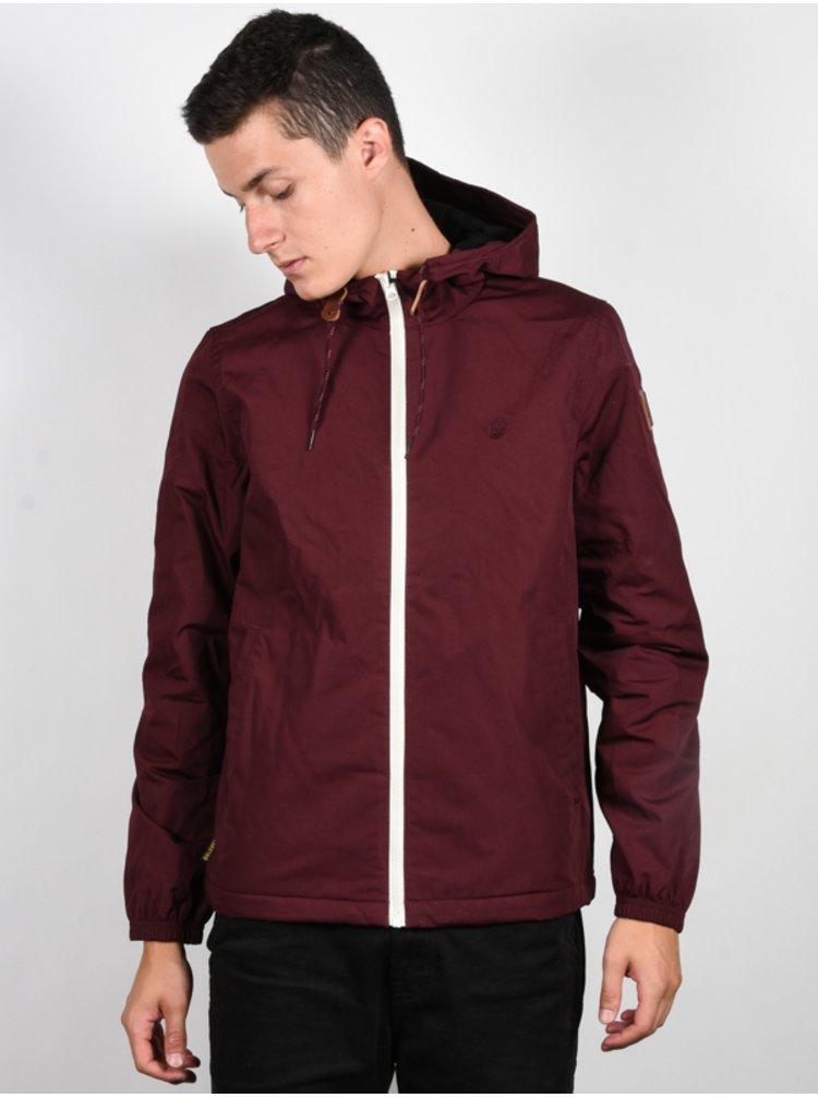 Element ALDER NAPA RED podzimní bunda pro muže - červená