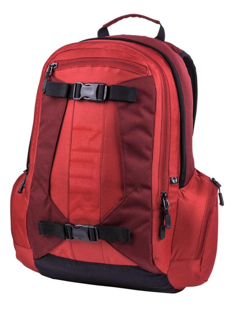Nitro ZOOM CHILI batoh do školy - červená