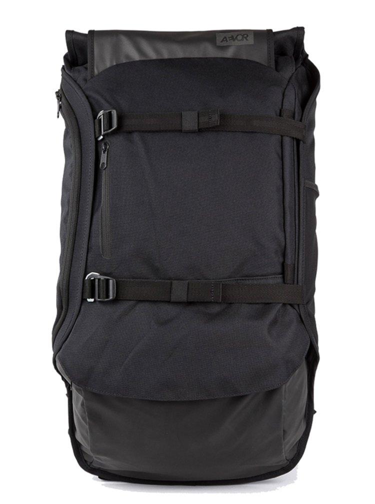 AEVOR Travel Pack BLACK ECLIPSE batoh do školy - černá
