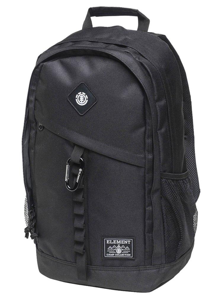 Element CYPRESS FLINT BLACK batoh do školy - černá