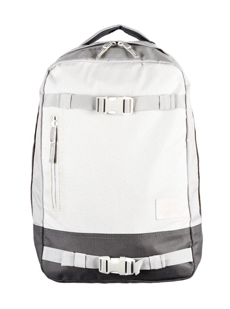 Nixon DEL MAR MULTI batoh do školy - bílá