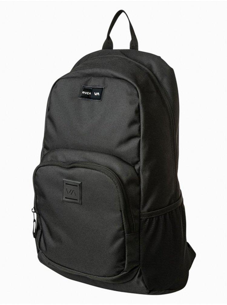 RVCA ESTATE II black batoh do školy - černá