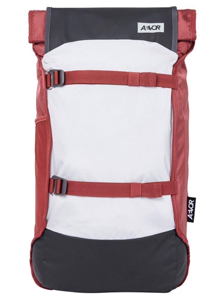 AEVOR Trip Pack Blend Rust batoh do školy - šedá