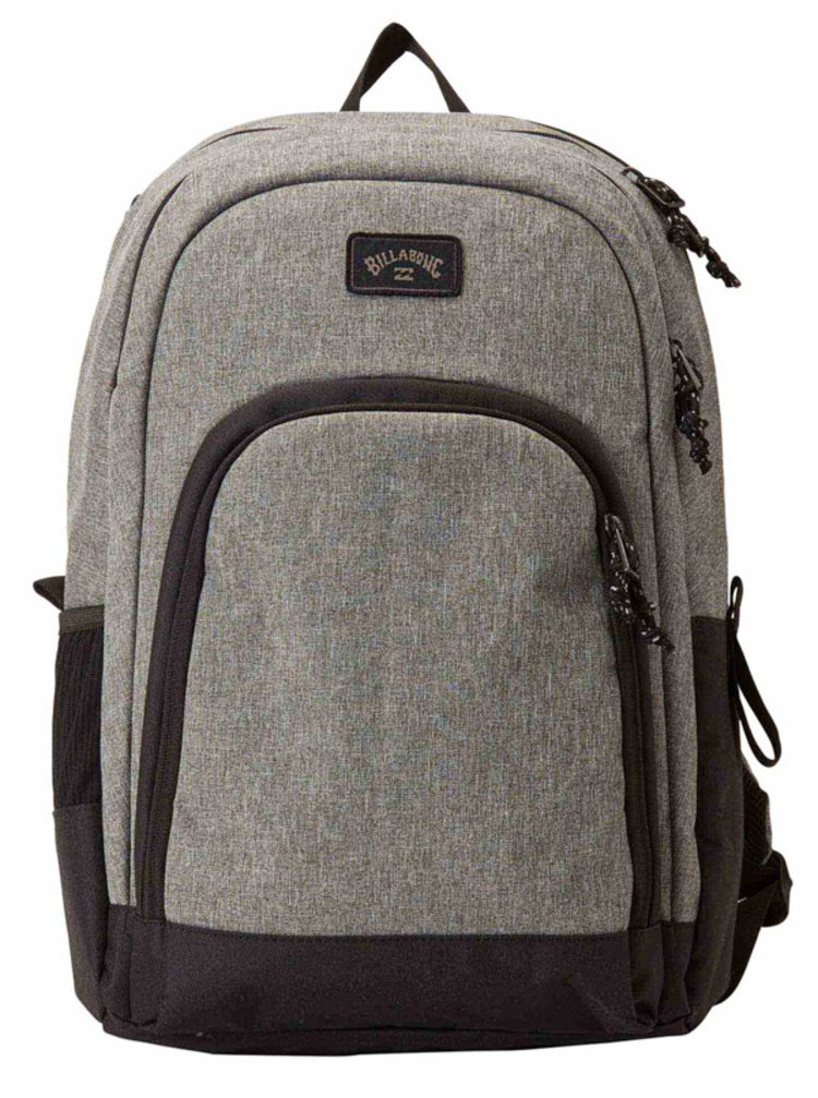 Billabong COMMAND grey heather batoh do školy - šedá
