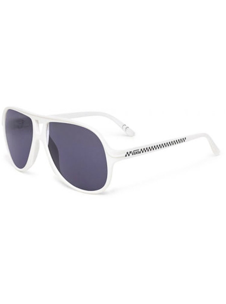 Vans SEEK SHADES white sluneční brýle pilotky - bílá