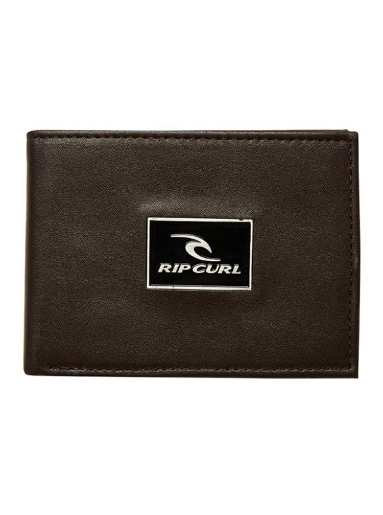 Rip Curl CORPAWATU PU ALL DAY brown pánská značková peněženka - hnědá