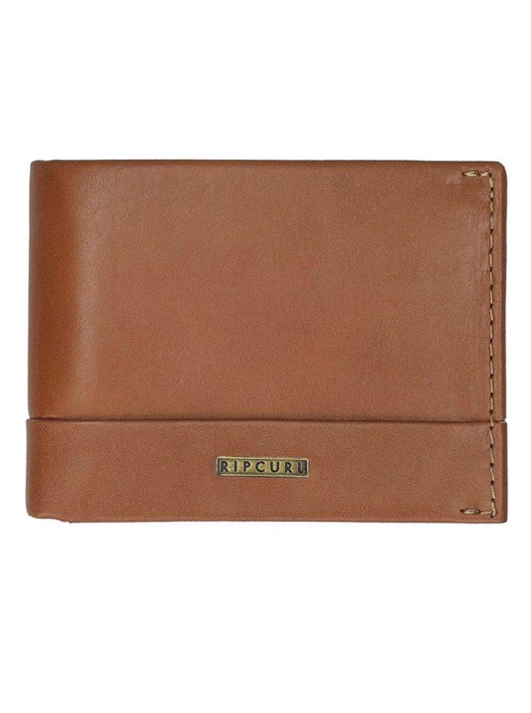 Rip Curl HORIZONS RFID ALL DA COGNAC pánská značková peněženka - hnědá