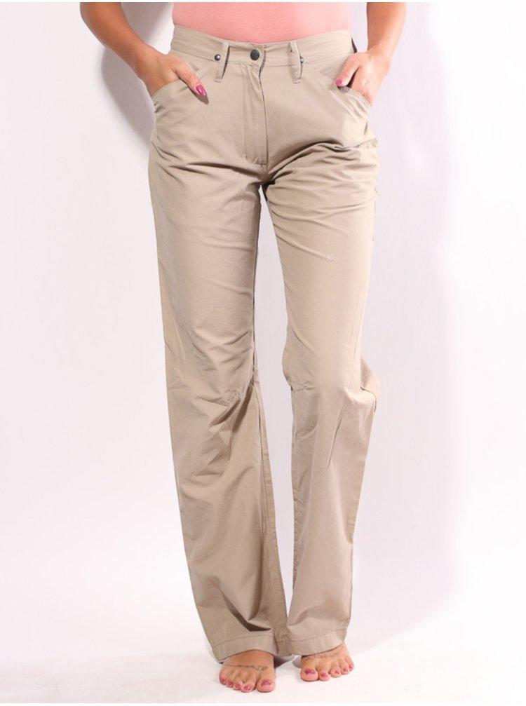 Gotcha 3926 plátěné kalhoty dámské - béžová