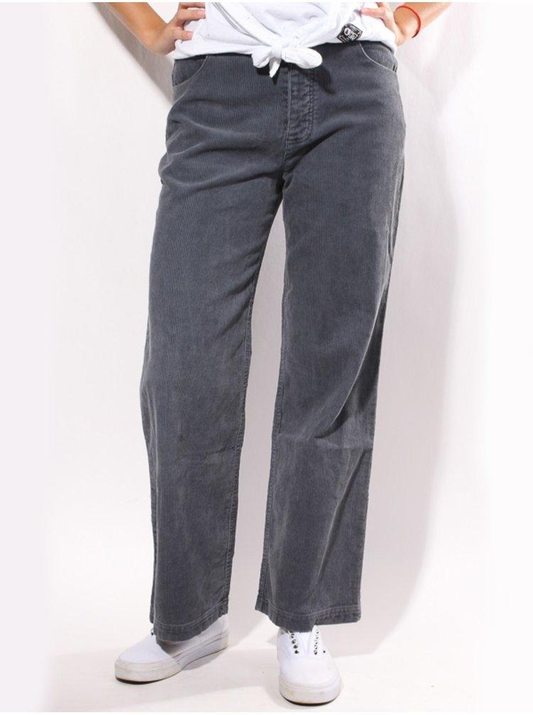 Mambo LEGSUP S4 plátěné kalhoty dámské - šedá