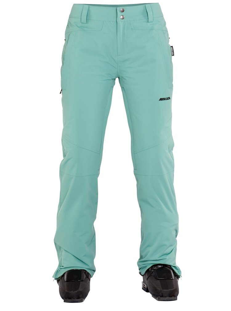 ARMADA LENOX INSULATED MINERAL dámské zimní kalhoty - modrá