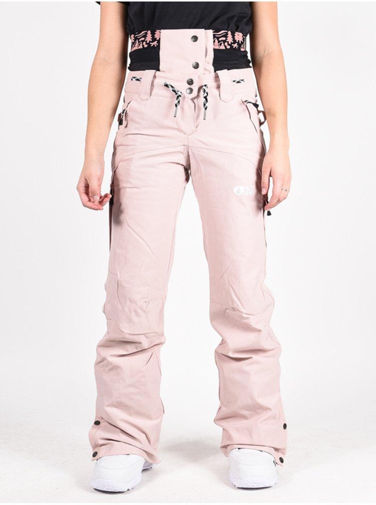 Picture Treva 10/10 PINK dámské zimní kalhoty - růžová