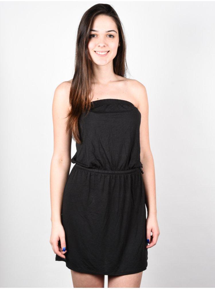 Billabong NEW AMED black krátké letní šaty - černá