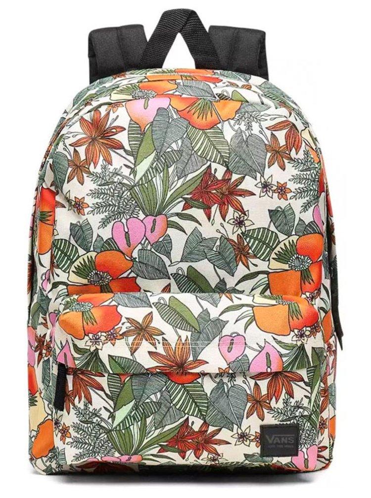 Vans DEANA III MULTI TROPIC MARSHMALLOW batoh do školy - barevné