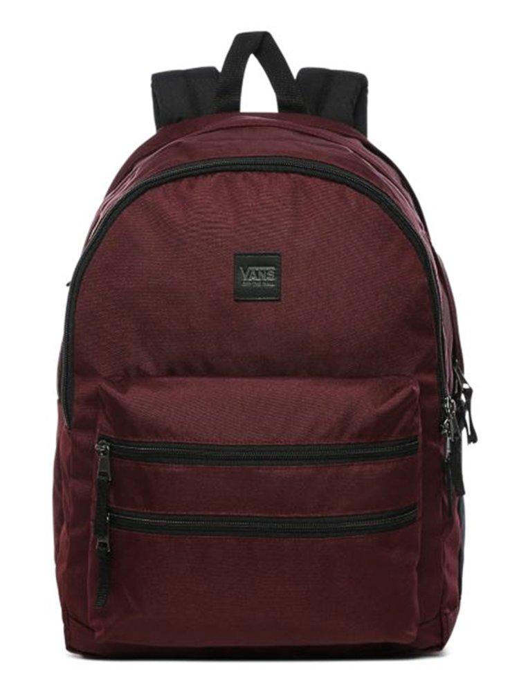 Vans SCHOOLIN IT Port Royale batoh do školy - červená