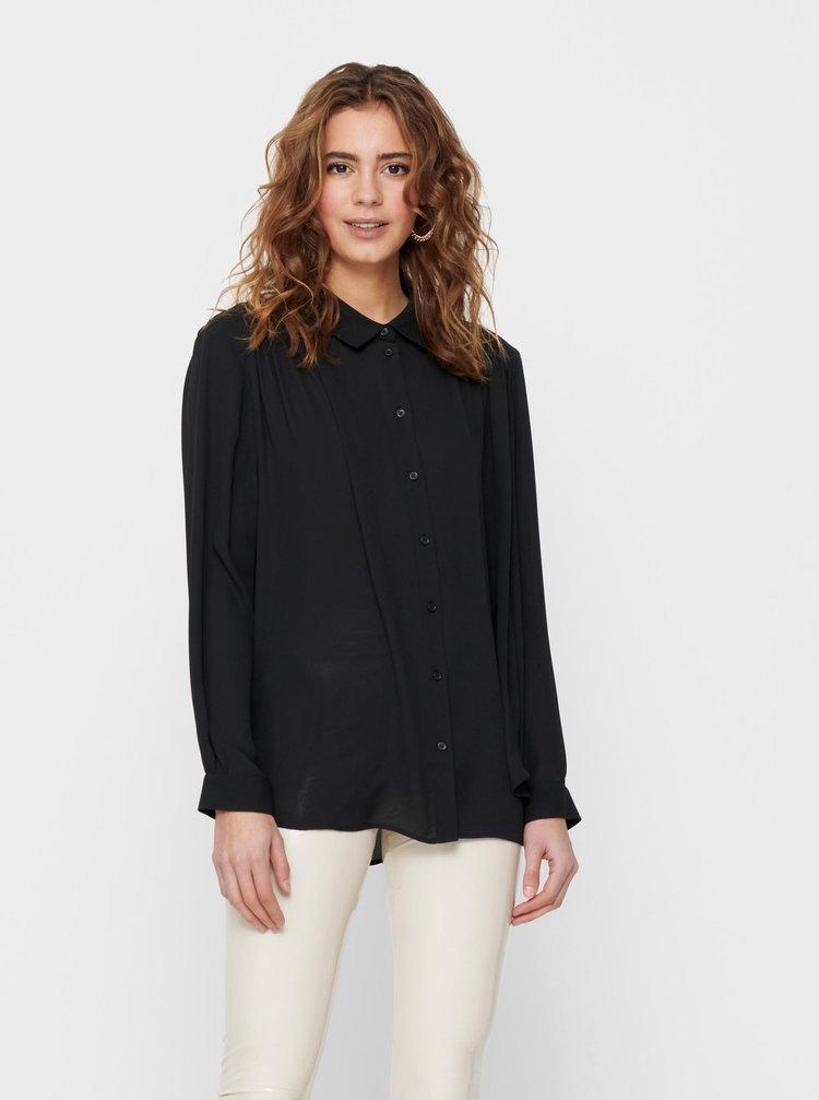 Černá košile ONLY