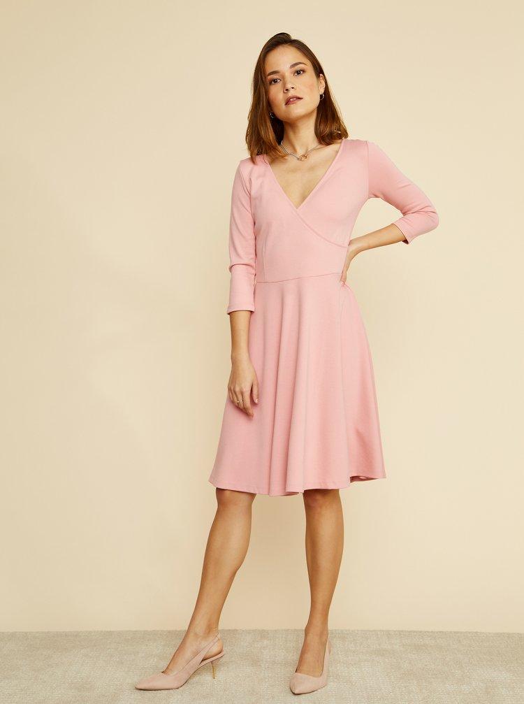 Růžové šaty ZOOT Megan