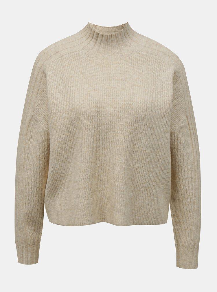 Béžový svetr Jacqueline de Yong Kim
