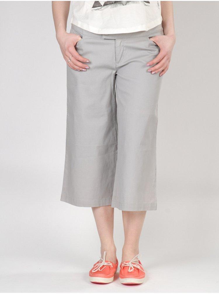 Ezekiel GP1184 ASH plátěné kalhoty dámské - šedá