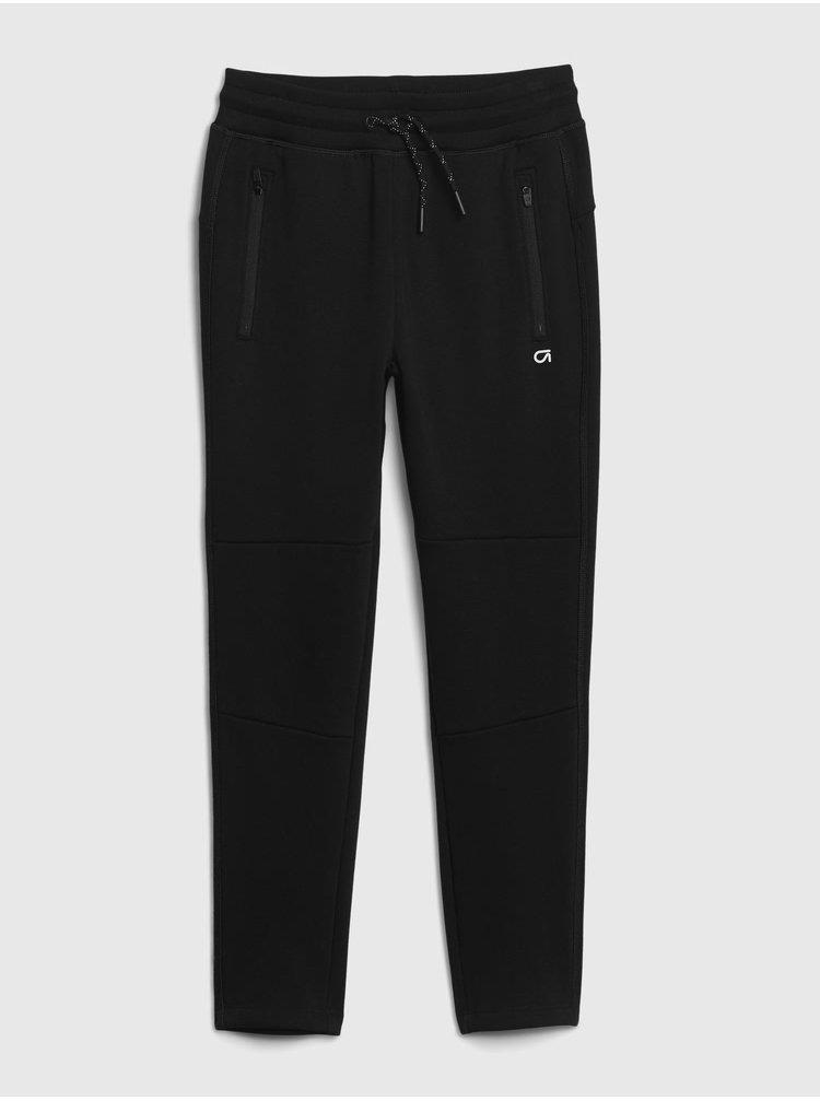 Černé klučičí kalhoty GAP
