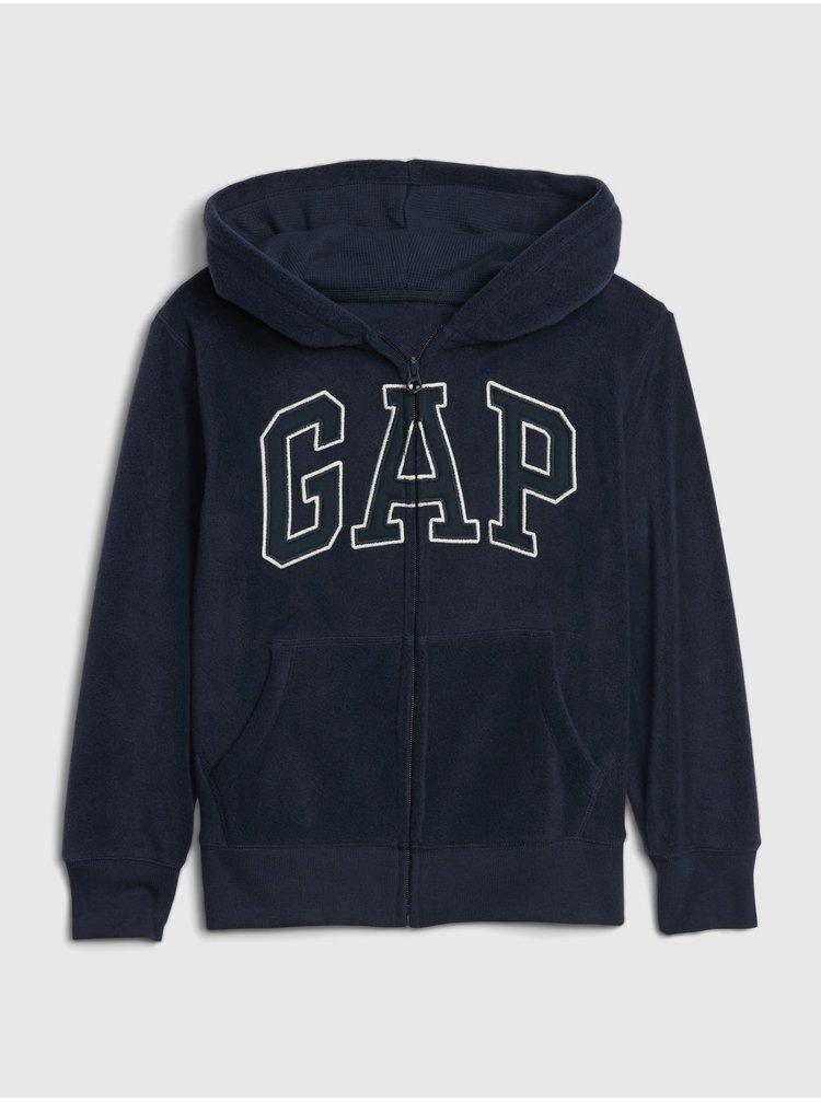 Mikina GAP Logo Čierna