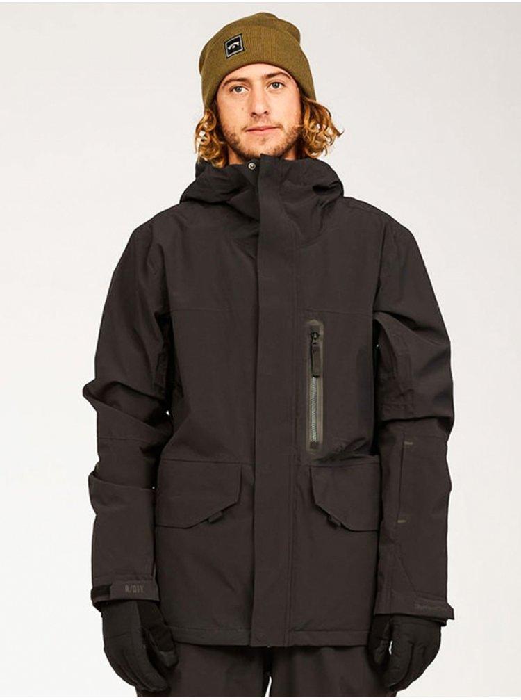 Billabong DELTA STX black zimní pánská bunda - černá