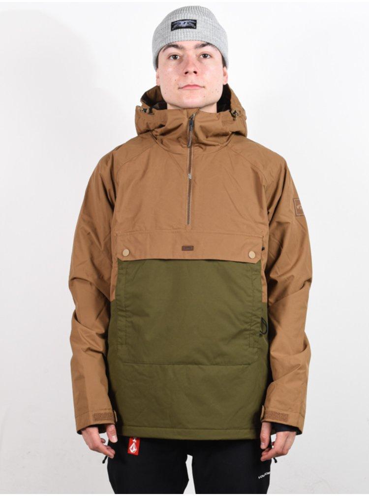 Billabong STALEFISH ERMINE zimní pánská bunda - zelená