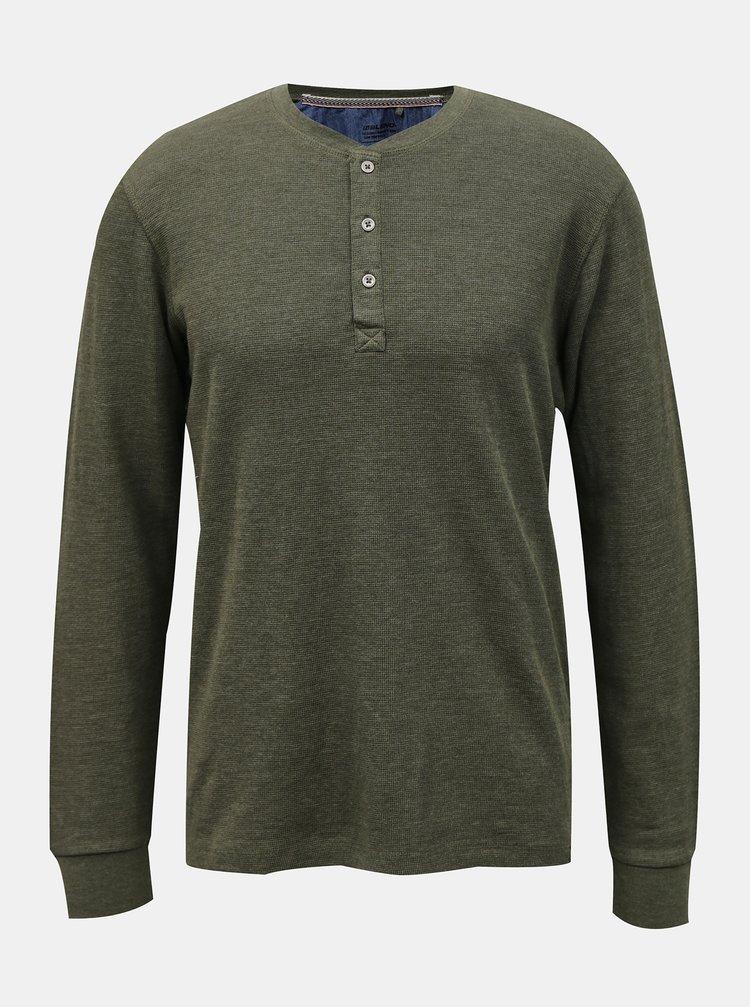 Khaki tričko Blend