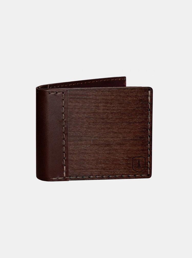 Dřevěná peněženka Brunn Virilia, pánská BeWooden
