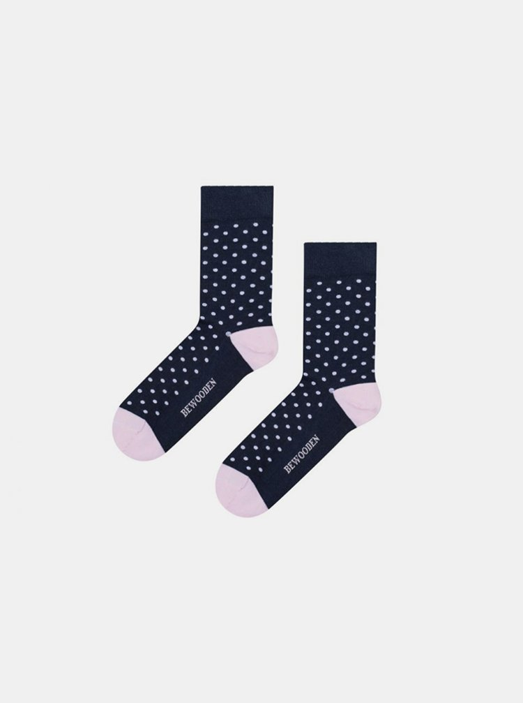 Dámské bavlněné ponožky Dot Socks od BeWooden