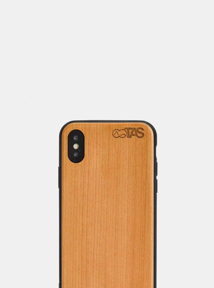 Dřevěný obal na mobil Cherry case iPhone X / XS BeWooden